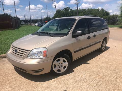 2007 Ford Freestar for sale in Houston, TX