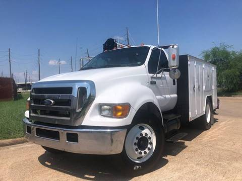 2007 Ford F-650 Super Duty for sale in Houston, TX