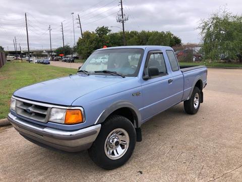 1997 Ford Ranger for sale in Houston, TX
