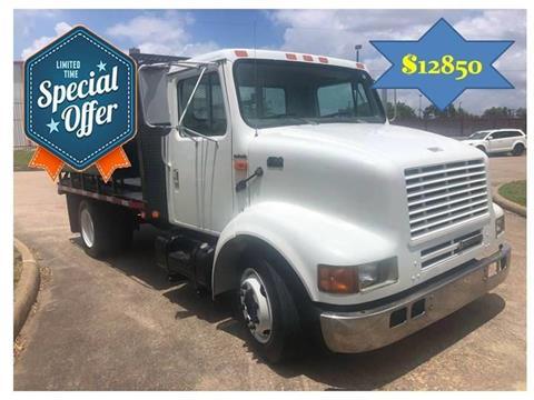 2002 International 4500 for sale in Houston, TX