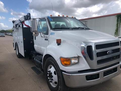 2012 Ford F-650 Super Duty for sale in Houston, TX