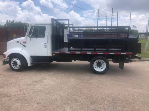 2002 International 4500 for sale at TWIN CITY MOTORS in Houston TX