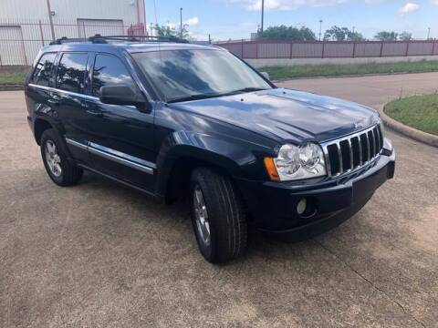 2005 Jeep Grand Cherokee for sale at TWIN CITY MOTORS in Houston TX