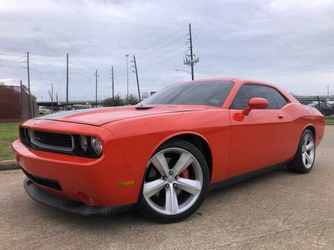 2009 Dodge Challenger for sale at TWIN CITY MOTORS in Houston TX