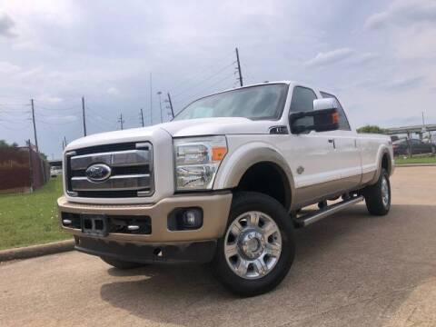 2011 Ford F-350 Super Duty for sale at TWIN CITY MOTORS in Houston TX