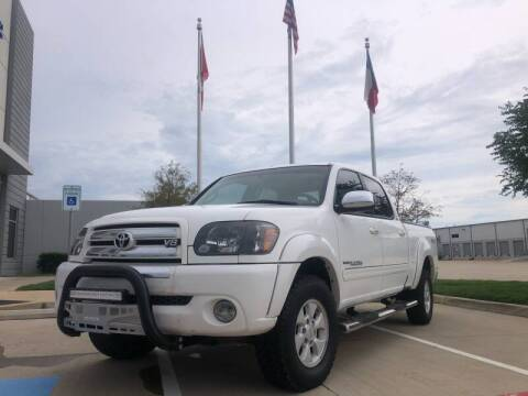 2006 Toyota Tundra for sale at TWIN CITY MOTORS in Houston TX