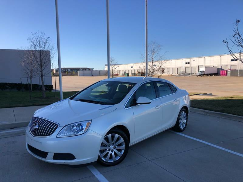 2016 Buick Verano for sale at TWIN CITY MOTORS in Houston TX
