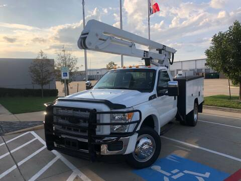 2012 Ford F-550 Super Duty for sale at TWIN CITY MOTORS in Houston TX