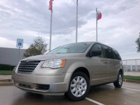 2009 Chrysler Town and Country for sale at TWIN CITY MOTORS in Houston TX