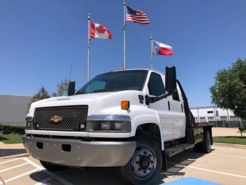 2008 Chevrolet C4500 for sale at TWIN CITY MOTORS in Houston TX