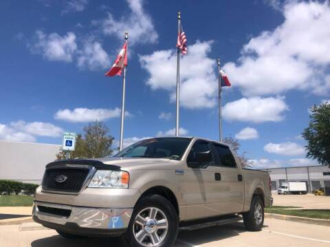 2008 Ford F-150 for sale at TWIN CITY MOTORS in Houston TX