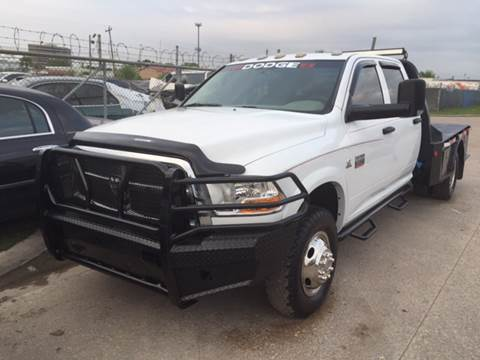 2012 RAM Ram Chassis 3500 for sale at TWIN CITY MOTORS in Houston TX