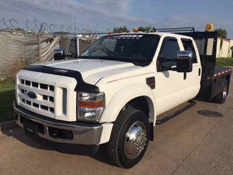 2008 Ford F-450 for sale at TWIN CITY MOTORS in Houston TX