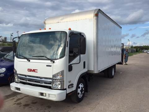 2007 GMC W4500 for sale at TWIN CITY MOTORS in Houston TX