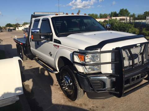 2012 Ford F-350 Super Duty for sale at TWIN CITY MOTORS in Houston TX