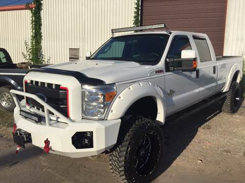 2014 Ford F-350 Super Duty for sale at TWIN CITY MOTORS in Houston TX