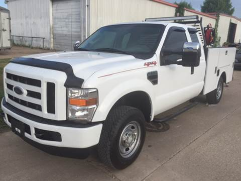 2009 Ford F-250 Super Duty for sale at TWIN CITY MOTORS in Houston TX