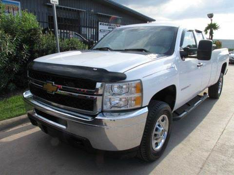 2012 Chevrolet Silverado 2500HD for sale at TWIN CITY MOTORS in Houston TX