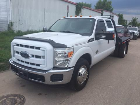 2013 Ford F-350 Super Duty for sale at TWIN CITY MOTORS in Houston TX