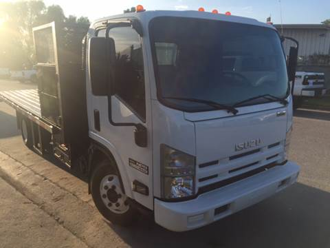 2011 Isuzu NPR for sale at TWIN CITY MOTORS in Houston TX