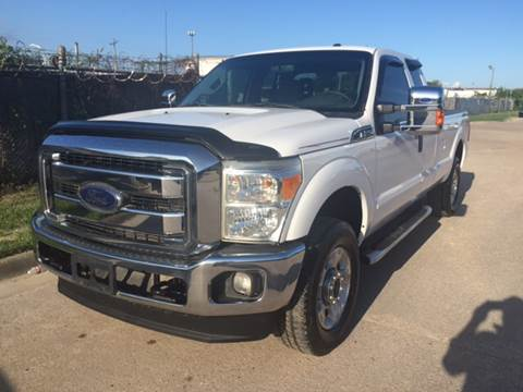 2013 Ford F-250 Super Duty for sale at TWIN CITY MOTORS in Houston TX
