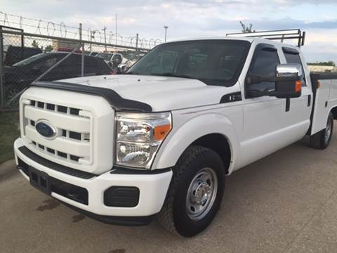 2012 Ford F-250 Super Duty for sale at TWIN CITY MOTORS in Houston TX