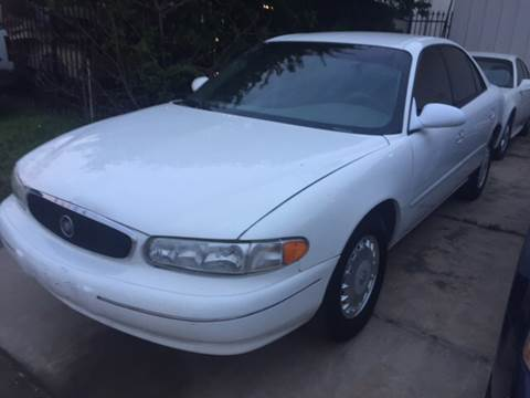 2003 Buick Century for sale in Houston, TX