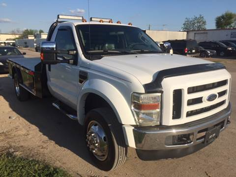 2010 Ford F-450 for sale in Houston, TX