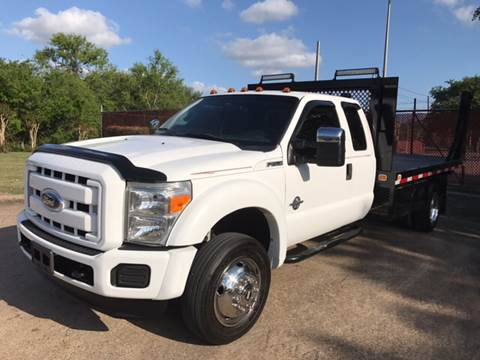 2011 Ford F-550 for sale in Houston, TX