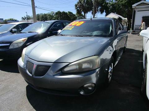 2004 Pontiac Grand Prix for sale at TROPICAL MOTOR SALES in Cocoa FL