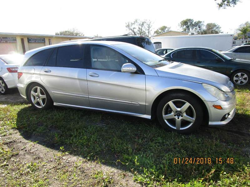 2006 Mercedes-Benz R-Class for sale at TROPICAL MOTOR SALES in Cocoa FL