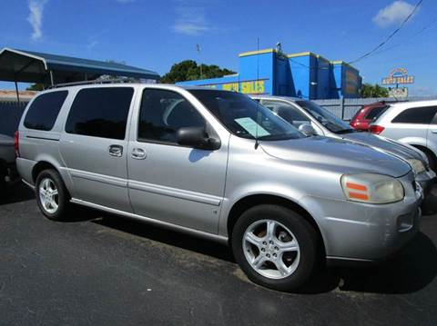 2006 Chevrolet Uplander for sale at TROPICAL MOTOR SALES in Cocoa FL