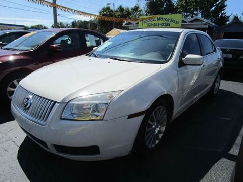 2008 Mercury Milan for sale at TROPICAL MOTOR SALES in Cocoa FL