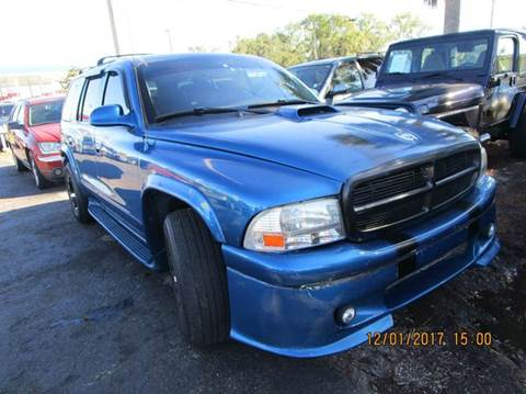 2003 Dodge Durango for sale at TROPICAL MOTOR SALES in Cocoa FL