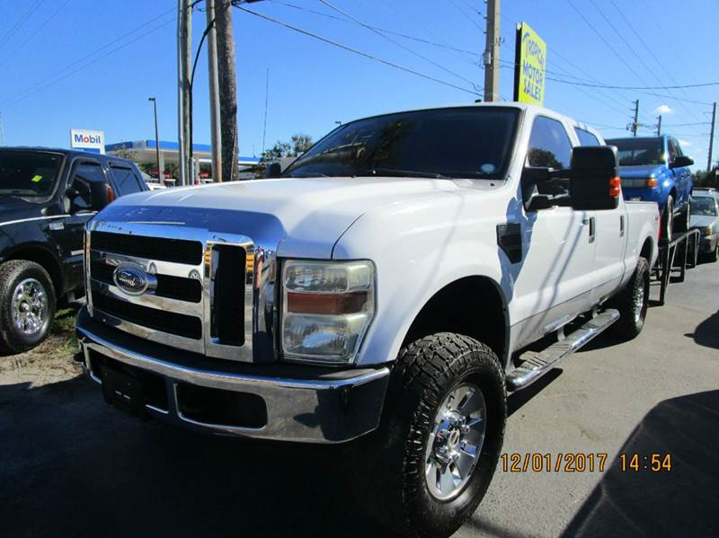 2008 Ford F-250 Super Duty for sale at TROPICAL MOTOR SALES in Cocoa FL