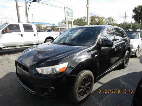2011 Mitsubishi Outlander Sport for sale at TROPICAL MOTOR SALES in Cocoa FL
