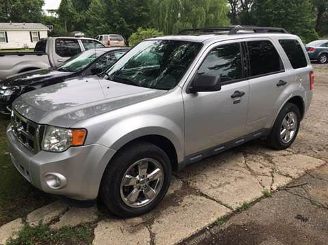 2010 Ford Escape for sale at TROPICAL MOTOR SALES in Cocoa FL