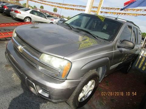 2007 Chevrolet TrailBlazer for sale at TROPICAL MOTOR SALES in Cocoa FL