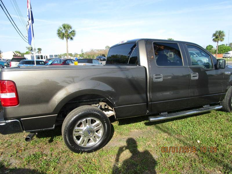 2008 Ford F-150 for sale at TROPICAL MOTOR SALES in Cocoa FL