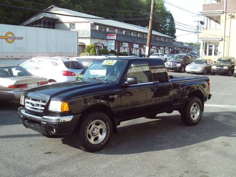 2001 Ford Ranger for sale in Waterbury, CT