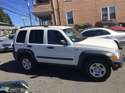 2007 Jeep Liberty for sale in Waterbury, CT