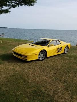 1990 Ferrari Testarossa for sale in Waterbury, CT