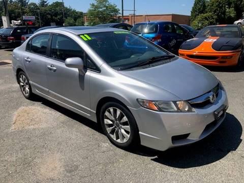 2011 Honda Civic for sale in Waterbury, CT