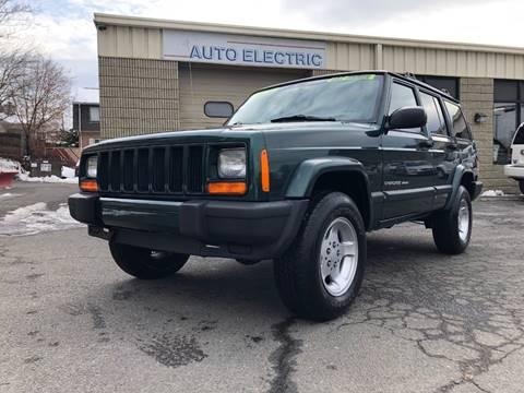 2000 Jeep Cherokee for sale in Waterbury, CT