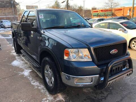 2004 Ford F-150 XLT for sale at ERNIE'S AUTO in Waterbury CT