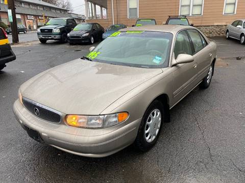 2001 Buick Century Custom for sale at ERNIE'S AUTO in Waterbury CT