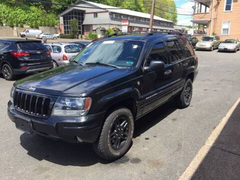 2004 Jeep Grand Cherokee Special Edition for sale at ERNIE'S AUTO in Waterbury CT
