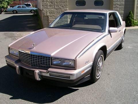 1988 Cadillac Eldorado for sale in Waterbury, CT