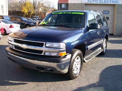 2004 Chevrolet Tahoe for sale in Waterbury, CT