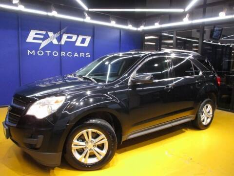 2013 Chevrolet Equinox for sale in Houston, TX